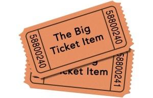 big ticket items